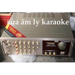 Sửa chữa âm ly karaoke