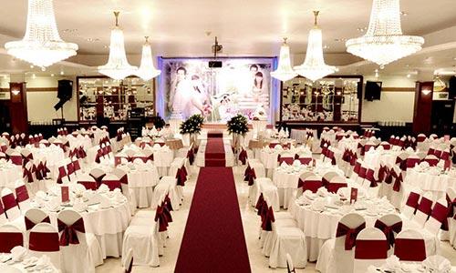 Hệ thống âm thanh hội trường, tiệc cưới, biểu diễn ca nhạc