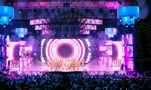 Hệ thống âm thanh biễu diễn nhà hát