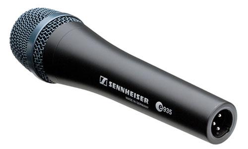 Micro Sennheiser có dây: âm thanh karaoke, sân khấu hội trường