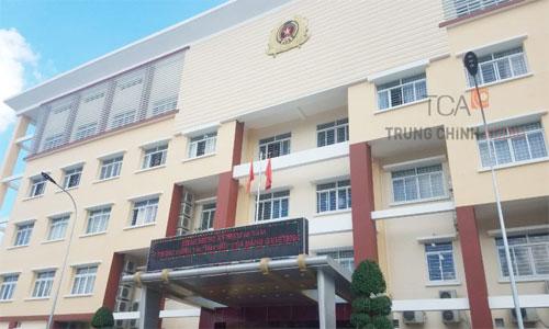 Hệ thống âm thanh hội trường công an quận 8 – Hồ Chí Minh