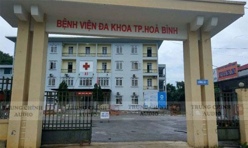Âm thanh bệnh viện: hệ thống thông báo khám chữa bệnh cơ sở y tế