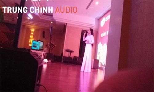 Tư vấn lắp đặt bộ dàn Âm thanh trung tâm hội nghị tiệc cưới tại HỒ CHÍ MINH
