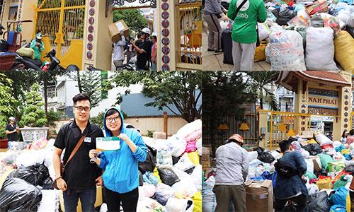 Hoạt động thiện nguyện TCA Hồ Chí Minh
