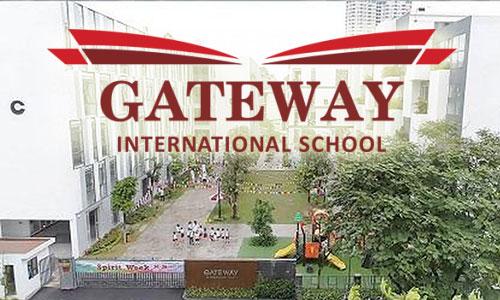 Âm thanh thông báo, hội trường sân khấu cho trường học Quốc Tế Gateway