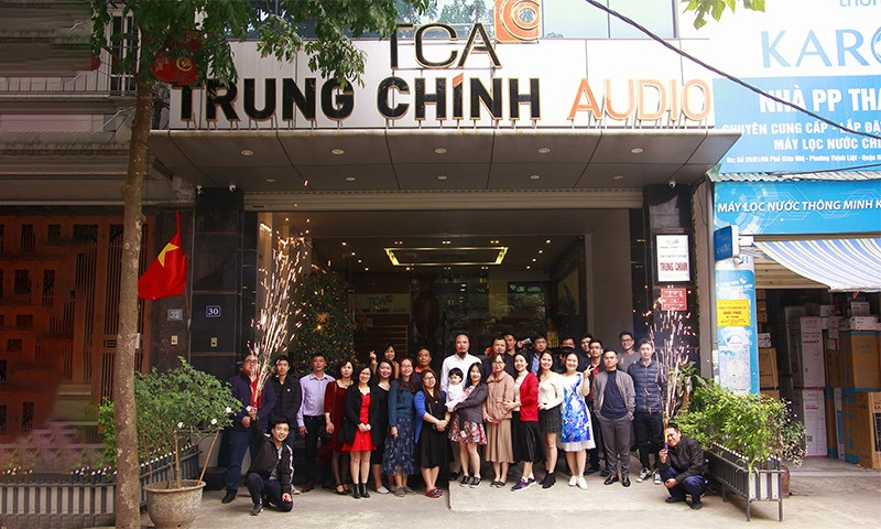 TCA tổ chức khai xuân Tân Sửu 2021