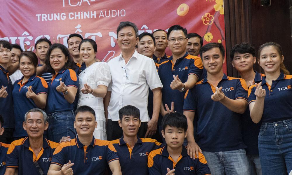 Tiệc tất niên 2020 tại Hồ Chí Minh