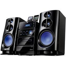 JVC giới thiệu hệ thống loa có thể phát nhạc từ hai iPod cùng lúc