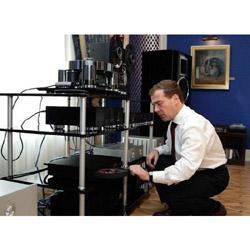 Dàn âm thanh high-end của tổng thống Nga