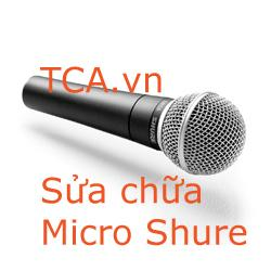 Sửa chữa Micro Shure
