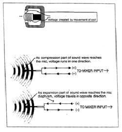 Micro động lực (dynamic microphone)