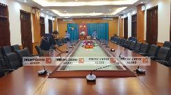 Thiết bị hội nghị TOA TS-780: Kho bạc Quảng Ninh