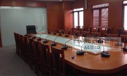 Âm thanh hội thảo TOA TS-680-AS phòng họp,hội nghị: các Liên đoàn, tổng cục