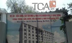 Tư vấn lắp đặt âm thanh công trình cho các tòa nhà, trung tâm hội nghị tại Hà Nội