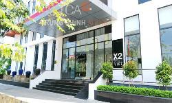 âm thanh Rooftop Bar ,khách sạn  X2 Vibe Việt Trì- Phú Thọ