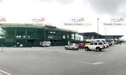Hệ thống âm thanh thông báo: sân bay, nhà ga, cảng hàng không