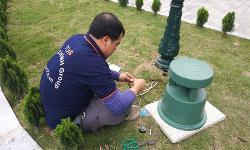 Tư vấn lắp đặt hệ thống âm thanh sân vườn cho các bênh viện