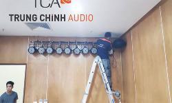 Tư vấn lắp đặt âm thanh hội trường sân khấu cho các ngân hàng tại HÀ NỘI, HỒ CHÍ MINH