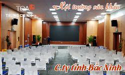 Dàn âm thanh hội trường: phòng họp, sân khấu cho các công ty tỉnh Bắc Ninh