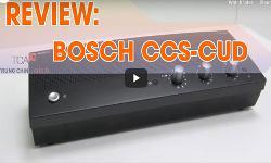 Bộ  trung tâm Bosch CCS-CUD: Hệ thông hội thảo BOSCH CSS-900