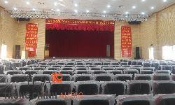 Tư vấn loa hội trường sân khấu trong nhà trung tâm văn hóa
