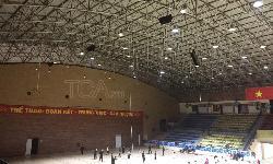 Dàn âm thanh loa line Array cho trung tâm văn hóa thể thao