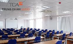 Hệ thống âm thanh trường học, âm thanh phòng học lớp học