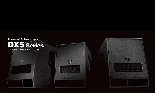 Yamaha DXS: Loa siêu trầm sân khấu, hội trường, karaoke