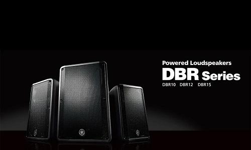 Yamaha DBR: Loa hội trường, sân khấu, karaoke