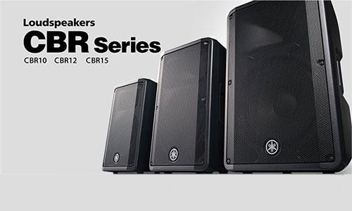 Yamaha CBR: Loa hội trường, sân khấu, karaoke