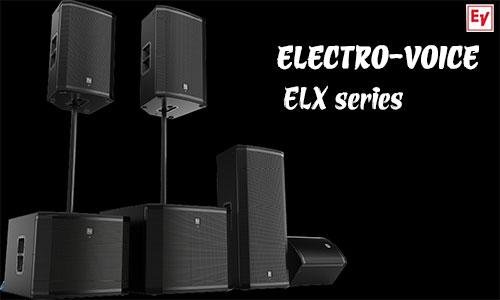 Electro Voice ELX: Loa karaoke, sân khấu, hội trường