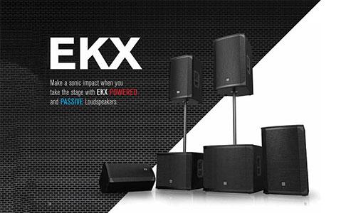 Electro Voice EKX: Loa karaoke, sân khấu, hội trường