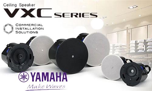 Yamaha VXC: Loa phòng họp, thông báo, nhạc nền