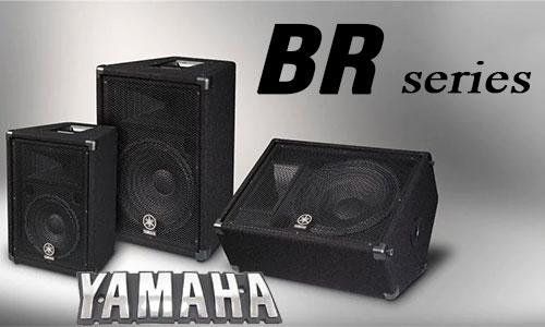 Yamaha BR: Loa hội trường, sân khấu, karaoke