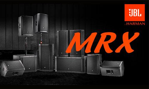 JBL MRX: Loa sân khấu, hội trường, karaoke