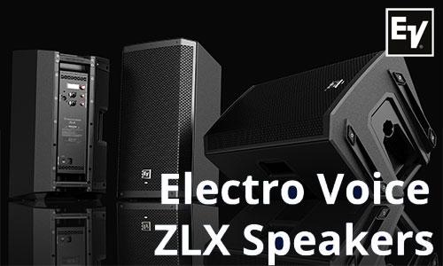 Electro Voice ZLX: Loa sân khấu, hội trường, karaoke