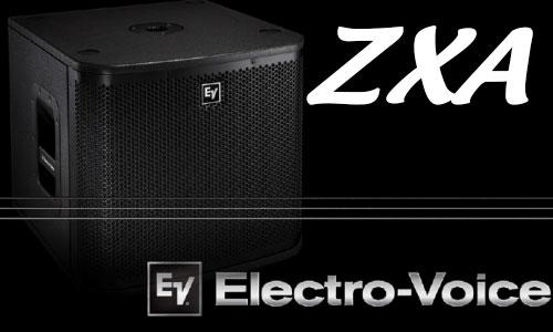 Electro Voice ZXA: Loa sân khấu, hội trường, karaoke