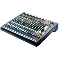 Mixer Soundcraft MFX12