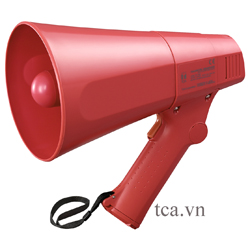 Megaphone cầm tay 10w có còi TOA ER 520W