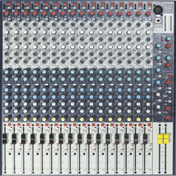 Mixer  SOUNDCRAFT GB 2R/16