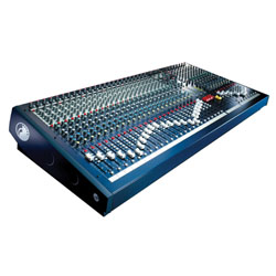 Mixer  SOUNDCRAFT LX 7II/24