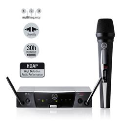 Microphone không dây AKG WMS 45 Presenter set