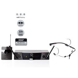 Micro không dây AKG WMS 45 Sports Set