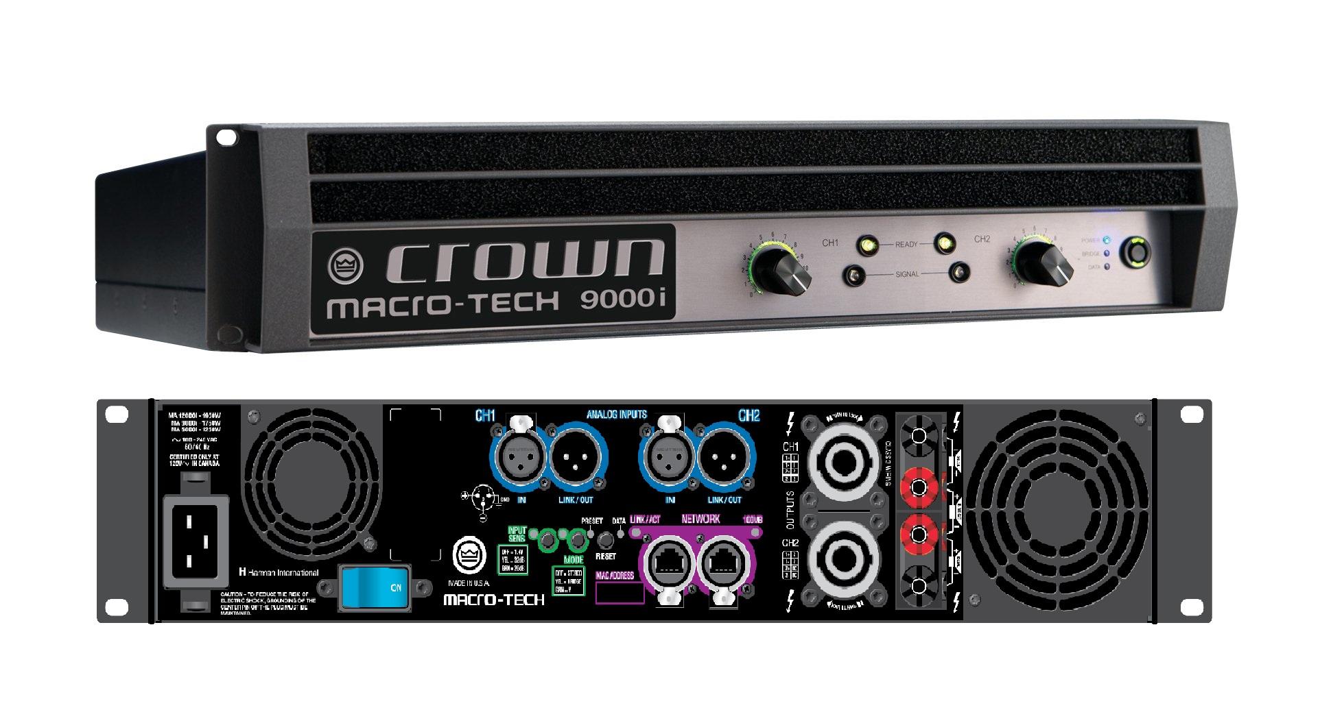 Power Crown MA 9000i