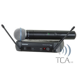Micro không dây Shure PGX 24/ Beta 58