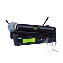 Micro không dây Shure SLX24/ Beta58