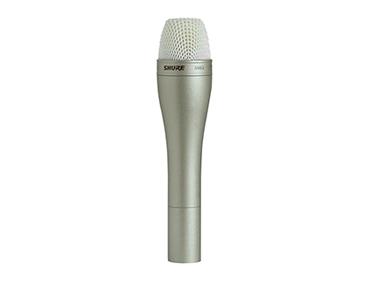 Shure SM63 : Micro dành cho ca hát