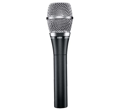 Shure SM86 : Micro dành cho ca hát