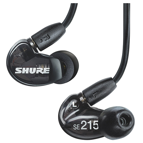 Shure SE215K/CL : Tai nghe nhét tai