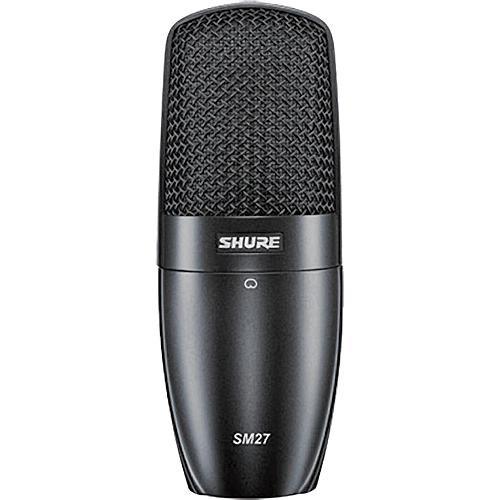 Shure SM27-LC : Micro dành cho phòng thu